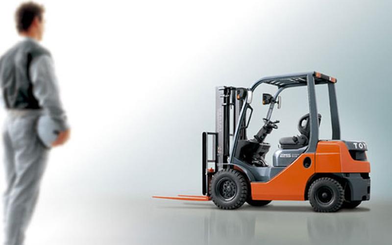 Najnowsze modele wózków widłowych Toyota w CWW Blum